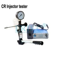 Quality ERIKC common rail injector nozzle tester equipment diesel injector testing machine for sale
