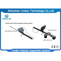 China 1080P FULL HD 7' Under Vehicle Inspection Camera , Security Check Car Inspection Mirror on sale