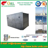 Quality SA210A1 Steel Water Boiler Air Preheater In Power Plant Low Pressure for sale