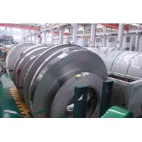 Quality Bright Annealed Cold Rolled Stainless Steel Strips 430 2B / BA for sale