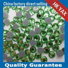 China lead free hot fix rhinestone diamonds wedding dress,top quality crystsl rhinestone for wedding dresses on sale