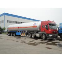 Quality triple axles LPG tank semitrailer for sales for sale