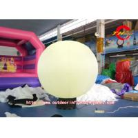 Quality LED Lights Inflatable Advertisement Balloon Outdoor For Display for sale