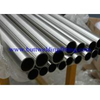 Quality SS316 ASTM A312 Seamless Stainless Steel Pipe / SS Tube for Petroleum Use for sale