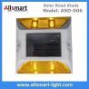 Buy cheap 4 LED Solar Road Studs ASD-006 Solar Reflecting Marker for Traffic Warning Solar from wholesalers