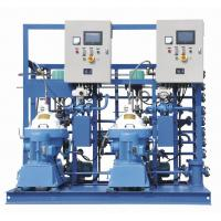Quality Marine Power Plant Fuel Oil Purification System Horizontal Filter Separator for sale