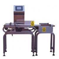 Digital checkweigher with air reject system for food industry