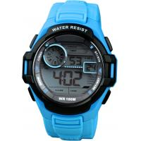 China Acryl Bezel Men Gents Digital Watch With Lithium Battery CR2032 Battery on sale