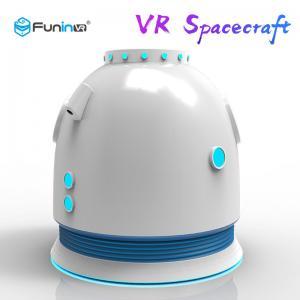 Buy cheap Fun Flight Simulator Virtual Reality / 9d Vr Simulator Appearance Design from wholesalers