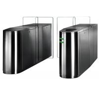 Quality Electronic Sliding Access Control Turnstiles Turn Style Gate With Single / Bi - Direction for sale