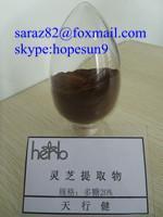 China Ganoderma Lucidum Spore Powder on sale
