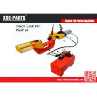 Quality Portable Hydraulic Master Link Pin Pusher MachineFor Track Link Remove&Repaired for sale