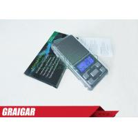 Buy High Precision Pocket Electronic Scale MH-500 500g/0.1g Mini scale 50-500g at wholesale prices