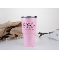 Quality Hello Kitty 100x200mm 800CC Stainless Steel Vacuum Insulated Mug for sale