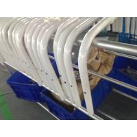 Buy Aksu Powder Coating CNC Bending Tubes with Holes for Aluminum Alloy Stair Chair at wholesale prices