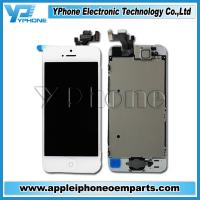Quality colorful and oem lcd digitizer screen for ipod touch 5 for sale