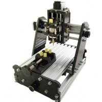 Buy cheap Hobby Desktop 3D 3 Axis CNC Router , CNC Wood Carving Router Machine from wholesalers