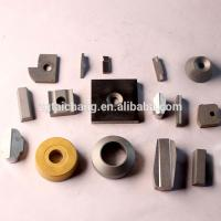 China Customized solid tc planer knife shear blades for plastic industry sharpen round on sale