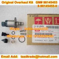 Quality DENSO Overhaul Kit GM# 98145453 , 8-98145455-0 / 8981454550 , 294200-2760 , 8981454530 SCV for sale