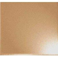 China Bead Blasting Finish Copper Stainless Steel Sheet on sale