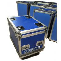 Quality Utility And Portable Rack Flight Case , Equipment Case For Audio / Lighting Equipment for sale