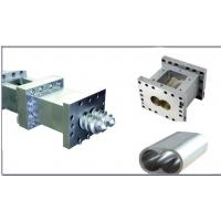 Buy cheap CE ISO9001 Clinder Co Rotating Twin Screw Extruder Parts , Extruder Spare Parts from wholesalers