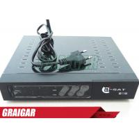 Quality HDMI Wire 1080P Full HD Satellite Receiver with DVB-S2 / MPEG-4 / H.264 Decoder for sale