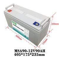 Quality Medical Equipment LiFePO4 Battery Backup For Camping 12V Lead Acid Replacement for sale