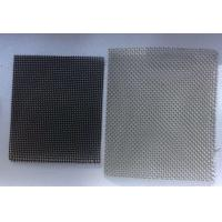 Quality Custom Size 304 316 Stainless Steel Insect Screen , Window Wire Mesh Rolls for sale