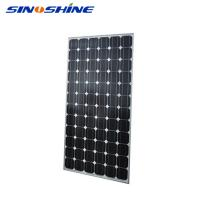 Quality High efficiency 60 cells black friday solar panel with Anodized aluminium alloy frame for sale