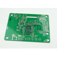 Quality Customized High Frequency PCB BGA Circuit Board for Industrial Controller for sale