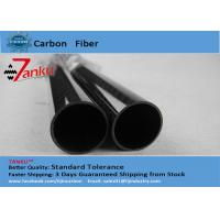 Buy cheap Od 14mm 15mm 16mm 17mm Reinforced Carbon Fiber Tube For Helicopter from wholesalers