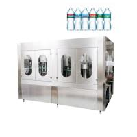 China Stainless Steel 12000 BPH Mineral Water Bottling Machine on sale