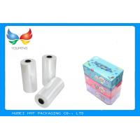 Quality Fashionable Harmless POF Shrink Film Transparent For Packaging Pallet Wrap for sale