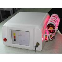 Quality 635nm Diode / Lipo Laser Relieve Fatigue Machine With Eight Pads for sale