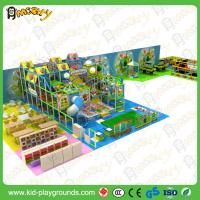 Commercial Play Centres Kids Climbing Frames Daycare Equipment soft play indoor jungle gyms for kids for sale