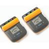 Electronic Fluke 1555 10kv Insulation Tester , 1550 Fluke Clamp Multimeter for sale