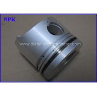 Quality 4JA1 Isuzu Piston With Pin And Clips Heavy Duty 8 - 94152 - 712 - 1 for sale