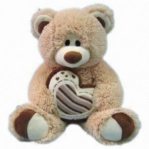Quality Plush Bear, Nice Shape for sale