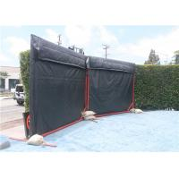 Quality Temporary Noise Barriers for Construction Site And Residential 40dB noise sound reduction for sale