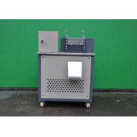 Buy Industrial Plastic Granules Making Machine 190kg Unit Weight Custom Voltage Color at wholesale prices