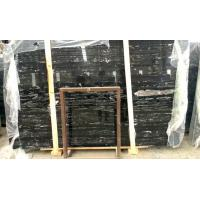 China Upscale China Black Marbles White Veins Guangxi Silver Dragon White Dragon Jade  Big Gangsaw Slabs  Stable  Surface for sale