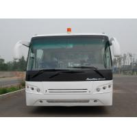 Quality 118kW 200L Xinfa Airport Equipment Apron Bus With Aluminum Apron for sale