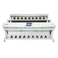 Quality Recyclable 10 Channels Coix Rice Color Sorter With Full Color CCD RGB Camera for sale