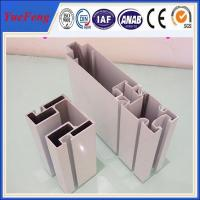 Quality Supply industrial aluminum extrusion profiles, aluminium extrusion production supplier for sale
