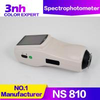 Quality Digital Color Paint Matching Spectrophotometer Powder Coatings Particle Size Analysis for sale