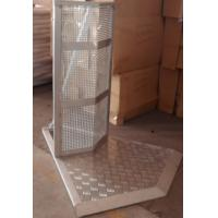 Buy Crowd Control Barriers For Outdoor Stage , Easy Assemble Pedestrian Safety at wholesale prices