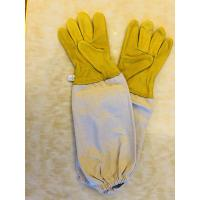 Quality Sheepskin Protective Bee Clothing Sting Proof Gloves Protective Against Bees For Bee Keepers for sale