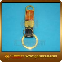 Quality zinc alloy car keychain for sale