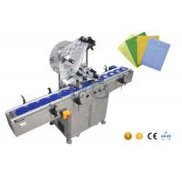 Buy High Accuracy Automatic Flat Surface Label Applicator Servo Motor 50 / 60HZ 0.75KW at wholesale prices